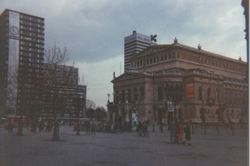 Eurasia: Adventures in Frankfurt (Part Two)