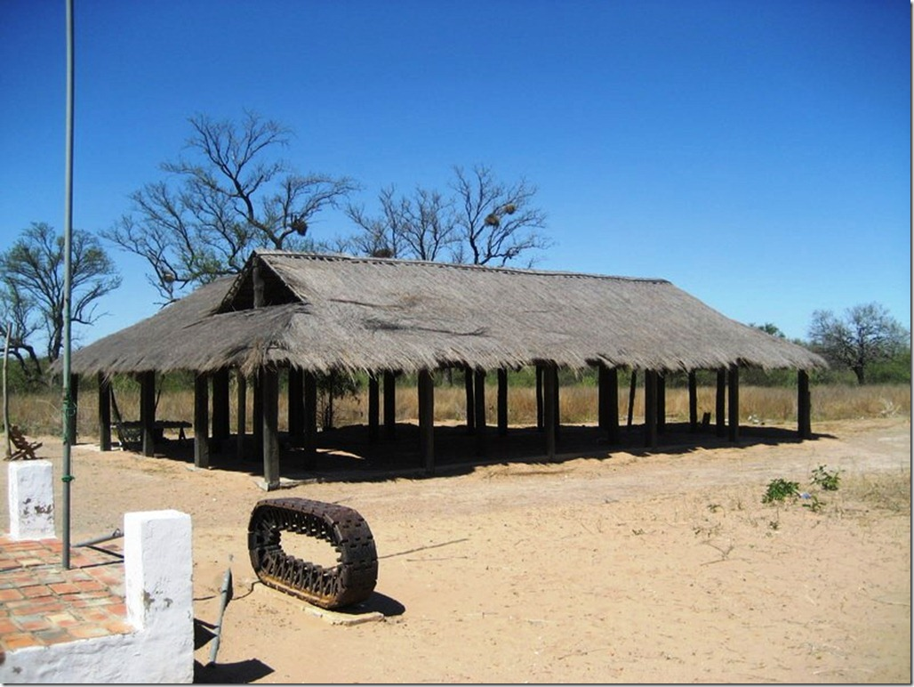 2008_08_31 Paraguay Chaco (15)