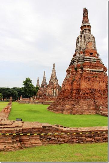 2012_08_11 Thailand Ayutthaya Wat Chaiwatthanaram (21)