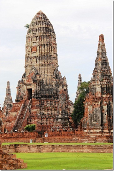 2012_08_11 Thailand Ayutthaya Wat Chaiwatthanaram (10)