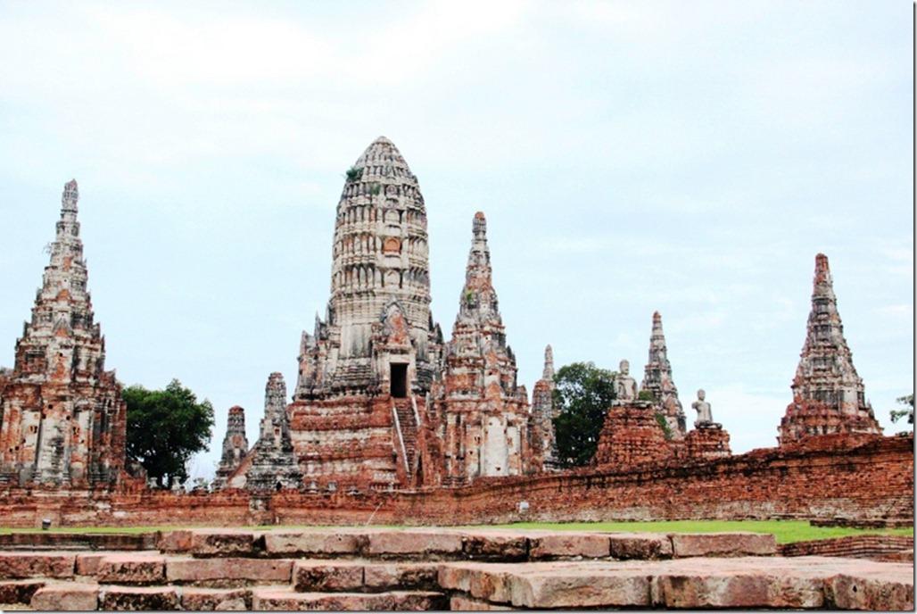 2012_08_11 Thailand Ayutthaya Wat Chaiwatthanaram (7)