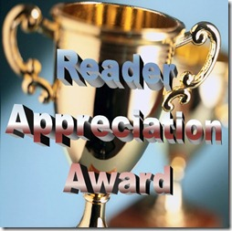 Reader Appreciation Awards World Adventurers