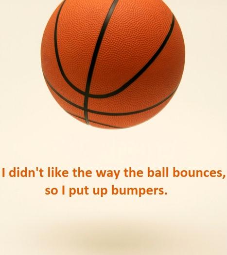 ball bounces