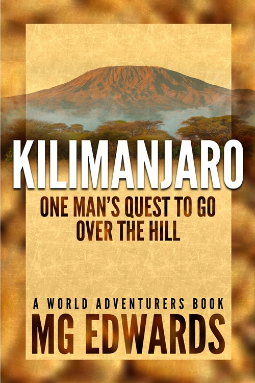 Buy Kilimanjaro on Amazon!