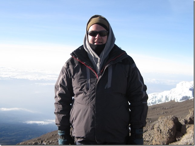 2011_01_01 Kilimanjaro Mike IMG_8366