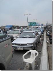 Bangkok's a Parking Lot