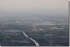 Bangkok Flooding:  Aerial Views of the Flood (part three)