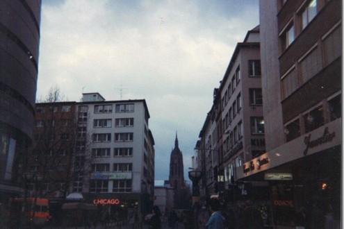 Eurasia: Adventures in Frankfurt (Part One)