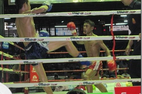 Muaythai (Thai Boxing)