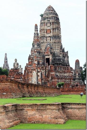 2012_08_11 Thailand Ayutthaya Wat Chaiwatthanaram (11)