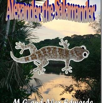 Alexander the Salamander Now in Print