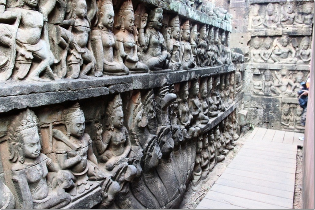 2012_12_27 Cambodia Angkor Leper King Terrace