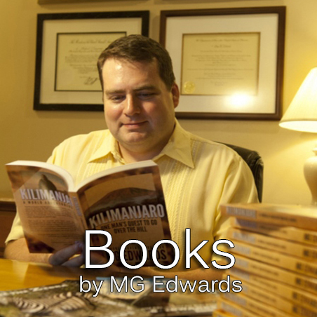 Books by MG Edwards
